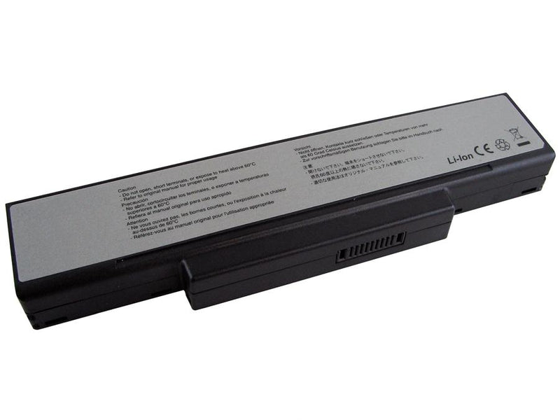 Powerwarehouse PWH-AS-A9  6cells, Li-Ion notebook battery for A9, S62, S96,