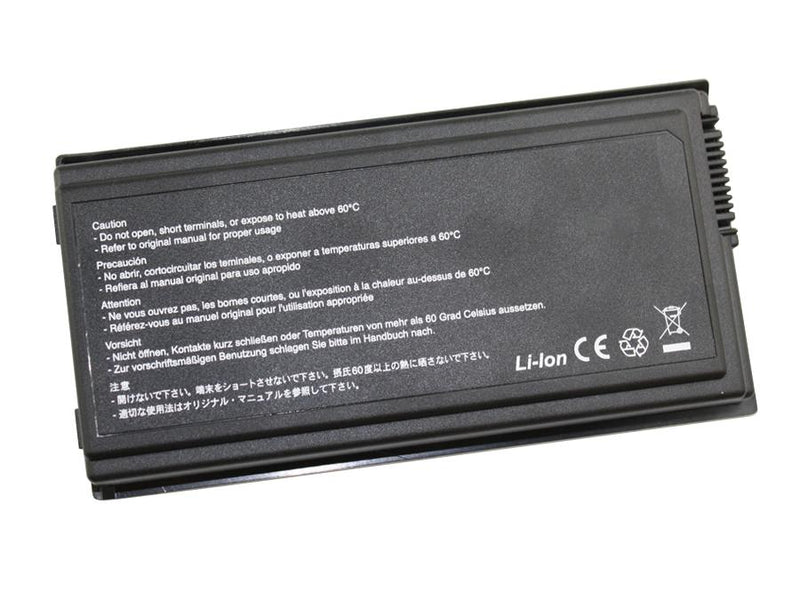 Powerwarehouse PWH-AS-F5  6cells, Li-Ion notebook battery for F5,  F5C,  F5GL,  F5N,  F5R,  F5RL,  F5SL,  F5SR,  F5VL,  F5Z