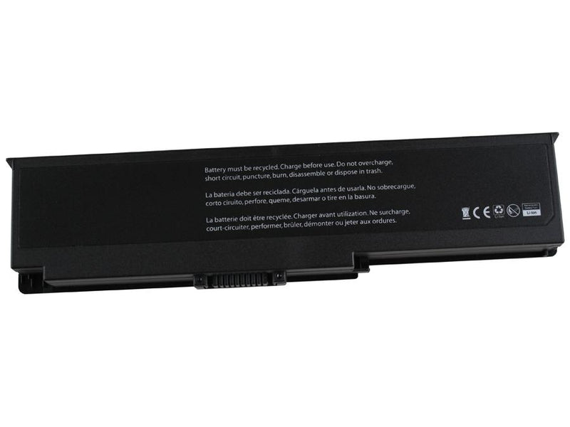 Powerwarehouse PWH-DL-1520  6cells, Li-Ion notebook battery for Inspiron 1520,  1521,  1720,  1721; Vostro 1500,  1700