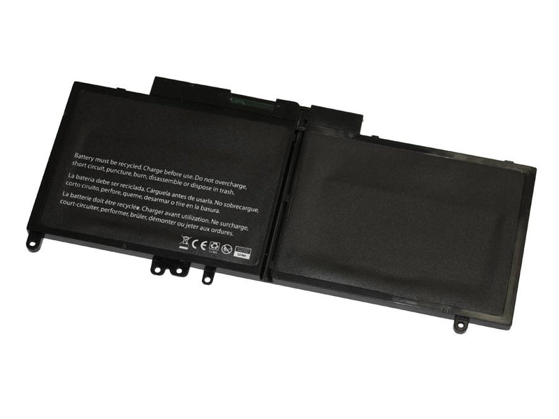 Powerwarehouse PWH-DL-E5550  2cells, LiPolymer notebook battery for Latitude E5450, E5550