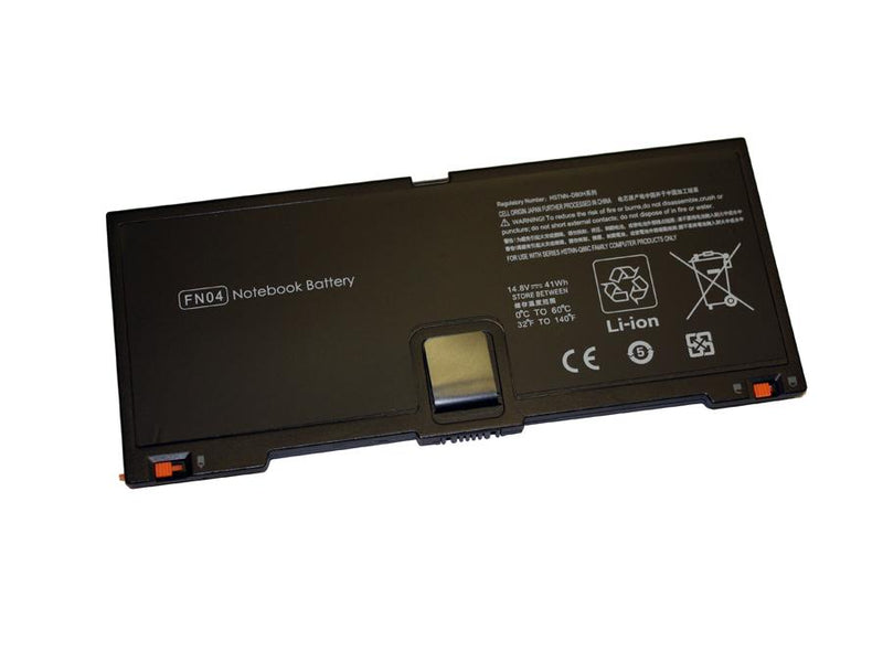 Powerwarehouse PWH-FN04-BTI 4-cell 14.8V,2770mAh Li-Ion Internal Notebook Battery for HP HP ProBook 5330m