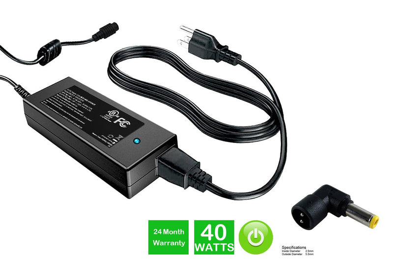 Powerwarehouse PWH-PA5044U-1ACA-BTI 19V, 45W AC Adapter for Toshiba Portege Z830,  Z830-S8301,