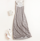 Sequin fashion new bracelet sequins dress skirt dress dress
