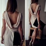 On Sale BACKLESS CUTE HOT DRESS