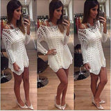 CUTE WOVEN NEW DRESS