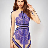 CUTE HOT LACE HANDMADE TOTEM DRESS