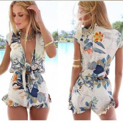 HOT SEXY FASHION ROMPER JUMPSUIT