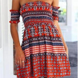 FASHION ONE WORD TOTEM DRESS