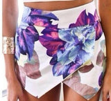 The Latest Irregualr Printed Shorts