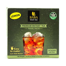 Load image into Gallery viewer, Black Tea with Lemon - 20 Pack
