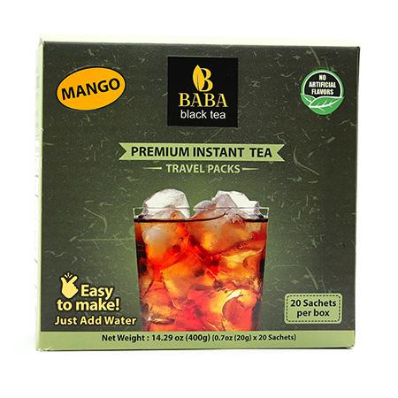 Black Tea with Mango - 20 Pack