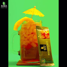 Load image into Gallery viewer, Baba Black Tea Mango Infusion Product Image