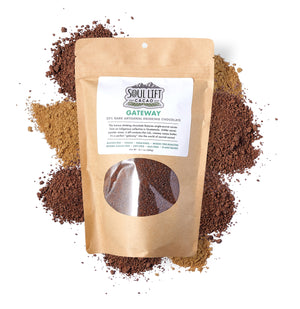 Gateway 55% Dark NO Spice Drinking Chocolate Mix