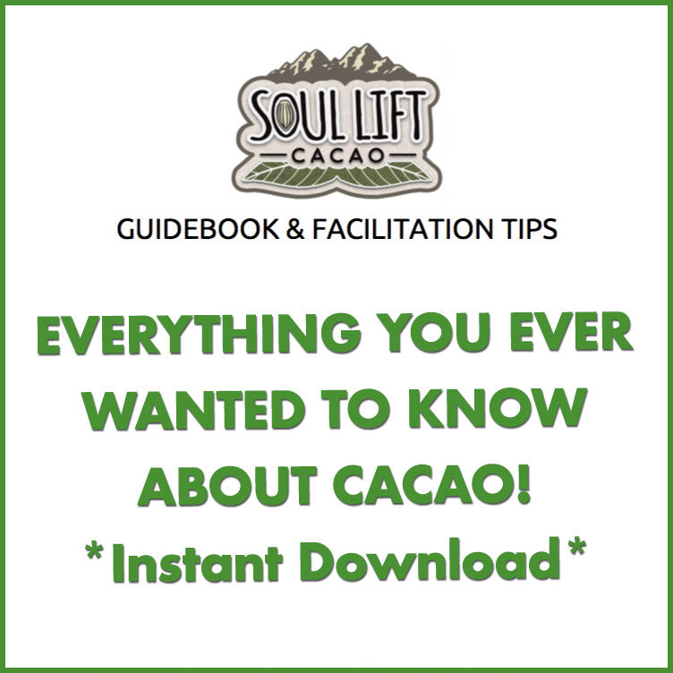 Soul Lift Cacao Facilitation Guidebook