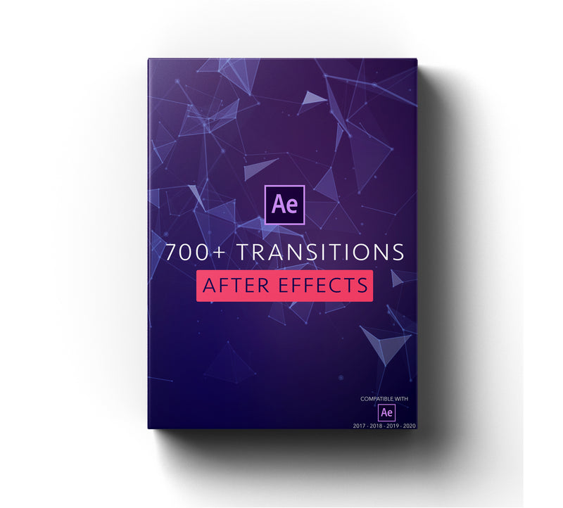 700+ Transitions After Effects