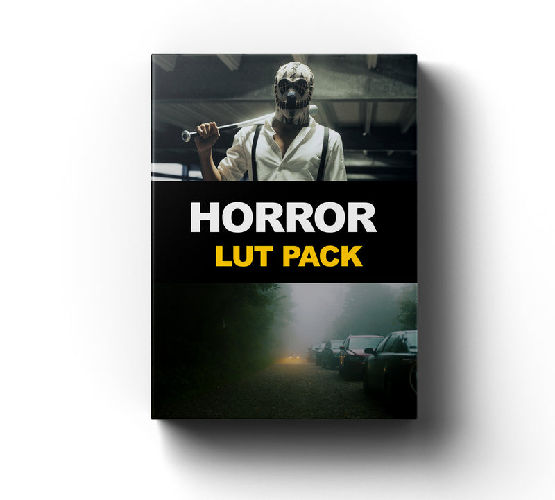 Horror LUT Pack