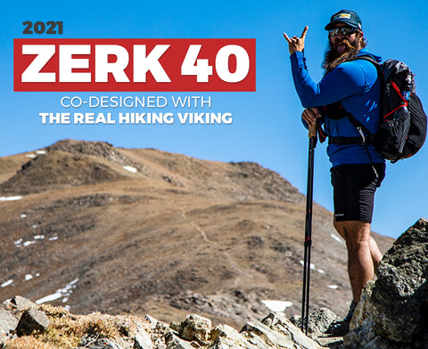 The Real Hiking Viking