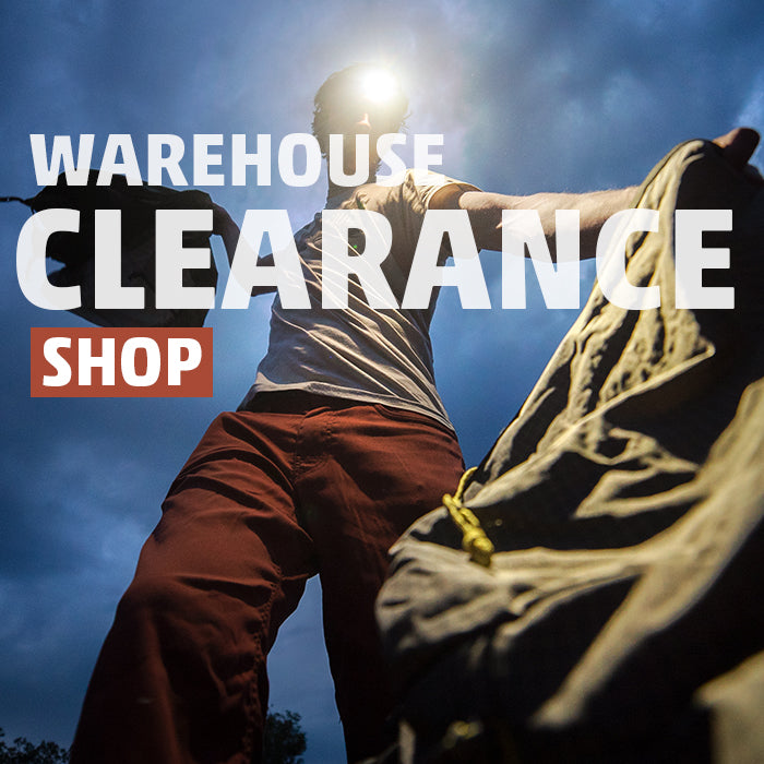 Warehouse Clearance - Shop