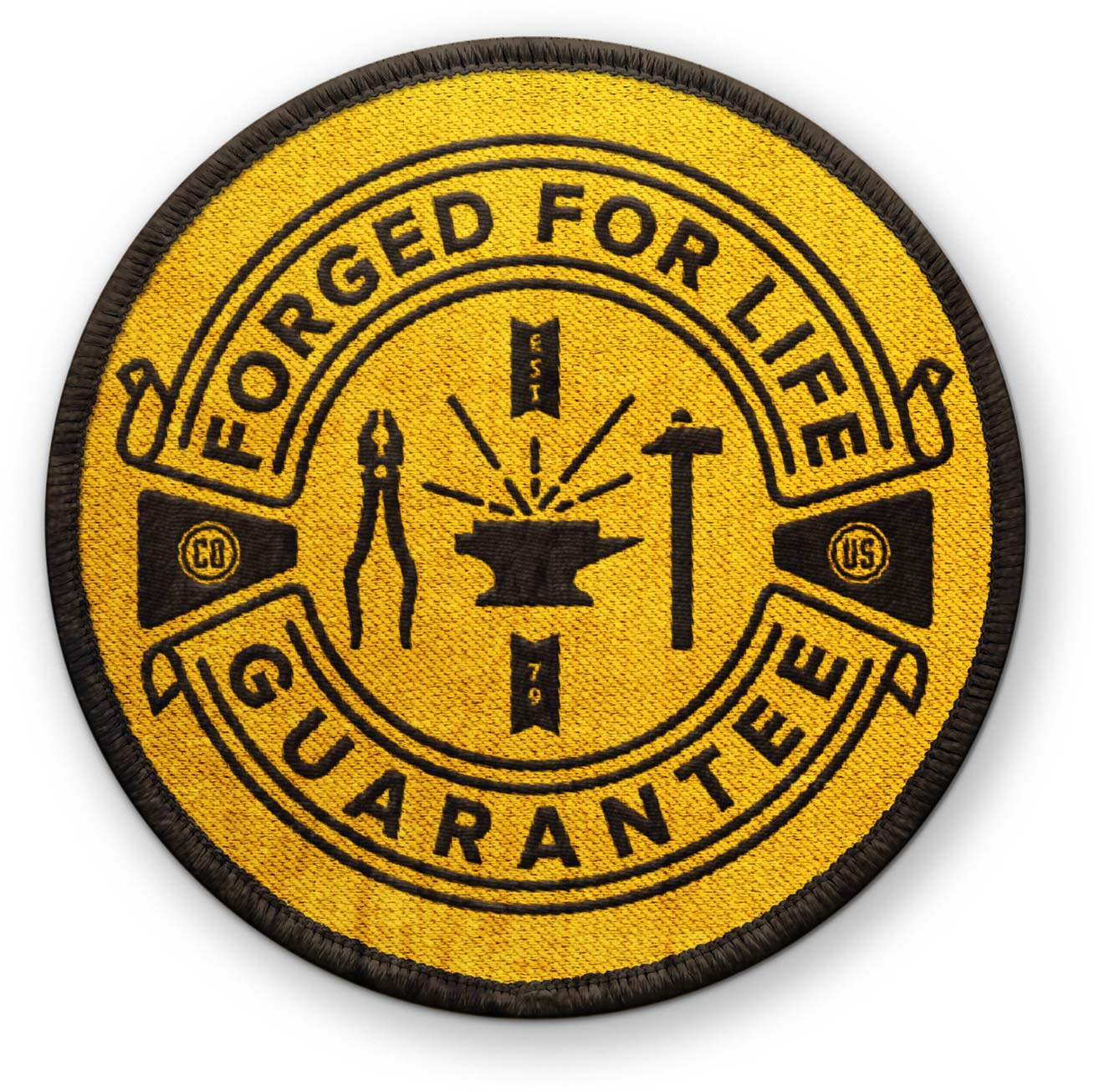 Forged For Life Patch