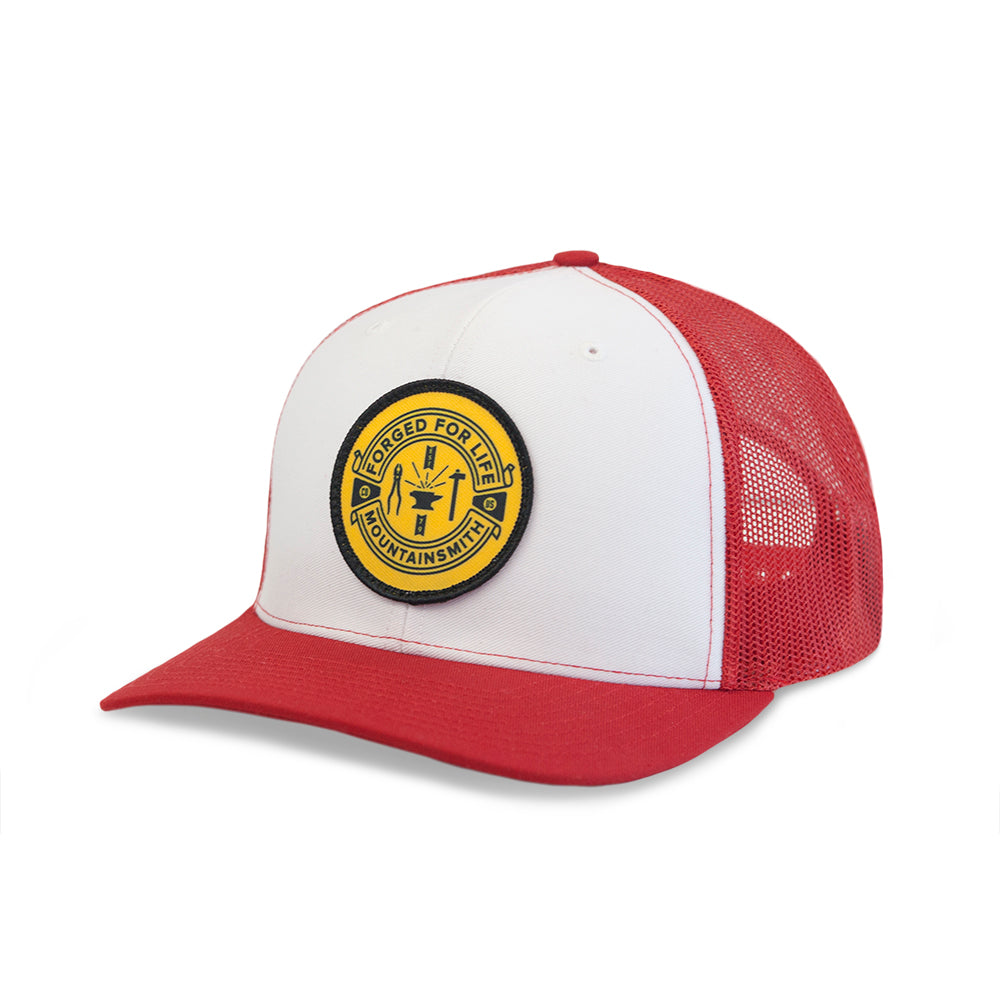 Forged for Life Hat - Heritage Red
