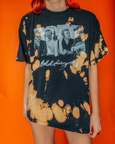 Coldplay Bleached Tee