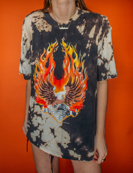 Ride The Phoenix Eagle Tee (XL)