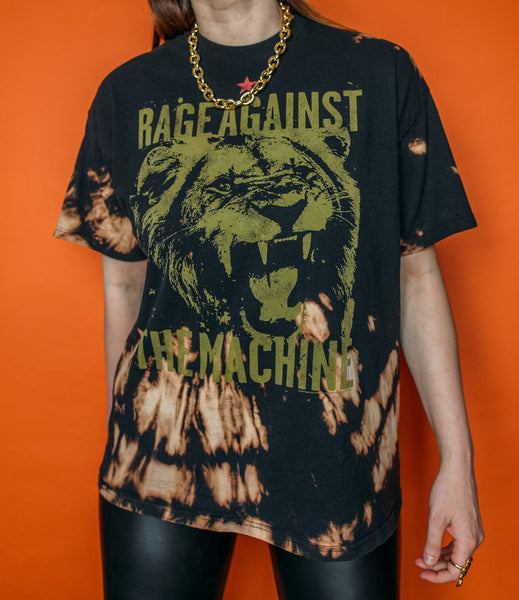 Rage Against The Machine Bleached Tee
