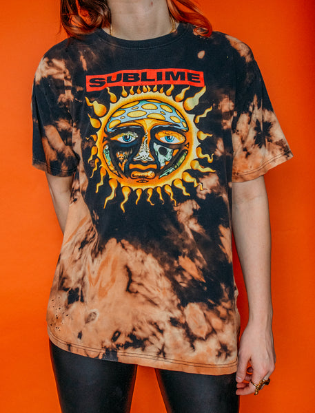 Sublime Bleached Tee