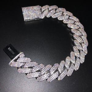 Heavy cuban link chain for men