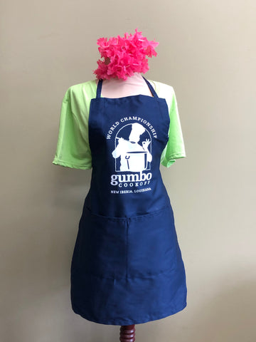 Official Gumbo Apron