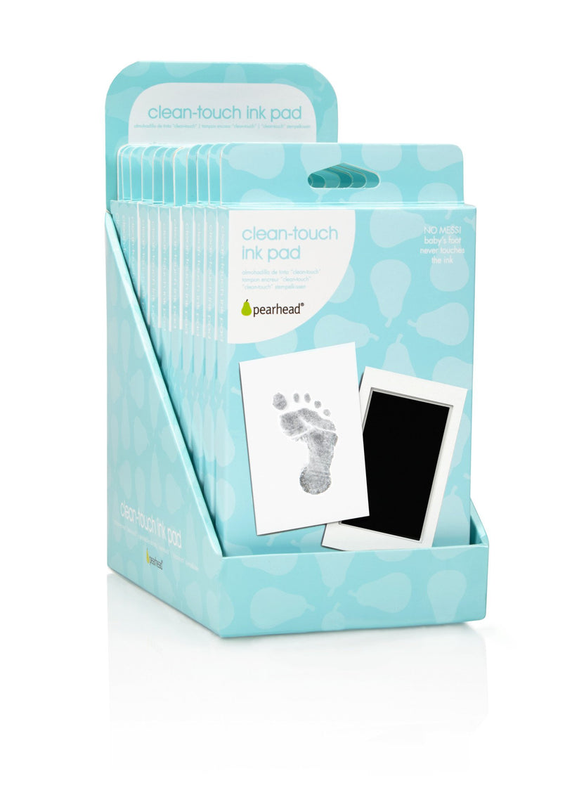 Clean Touch Ink Pad - Hand / Foot Prints