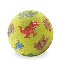 "Crocodile Creek 5"" Playground  Ball"