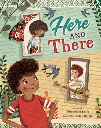Here and There by Barefoot Books