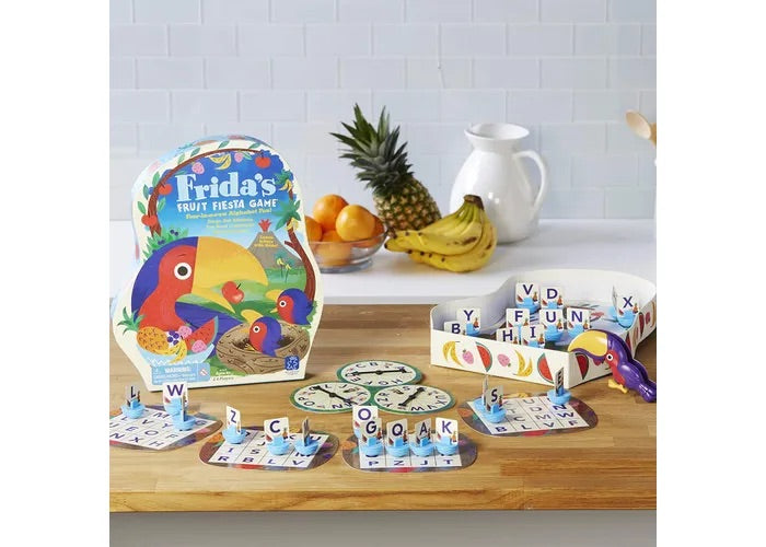 Friday's Fruit Fiesta Game