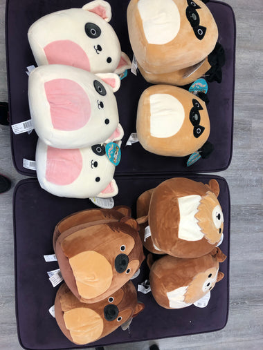 Squishmallows Medium  Plush - 8 inch Unicorns and Friends