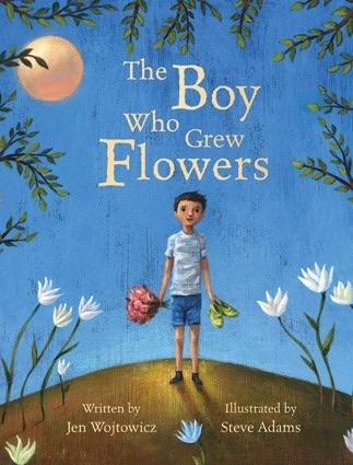 The boy who Grew Flowers by Barefoot Books