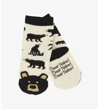 Bear Naked Socks