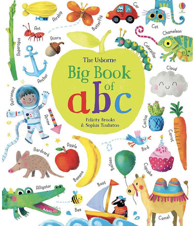 The Big Book of ABC