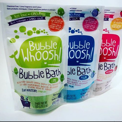 Bubble Whoosh Bubble Bath - Handmade in Canada