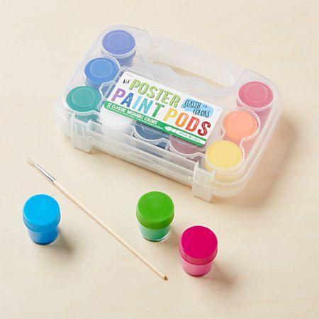 lil Poster Paint Pods - Neon Colour Set of 12