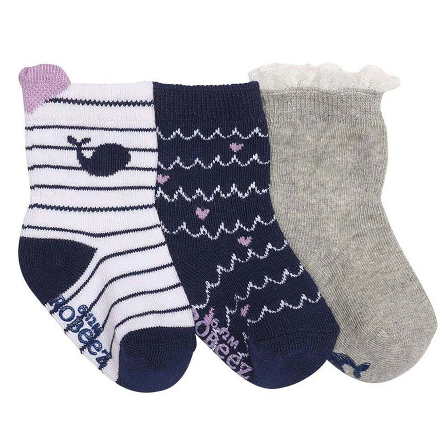 Robeez Infant Socks - Whales