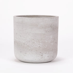 Barga cement pot large