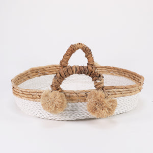 Pompom basket small