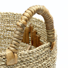 Afbeelding in Gallery-weergave laden, The tall seagrass baskets small