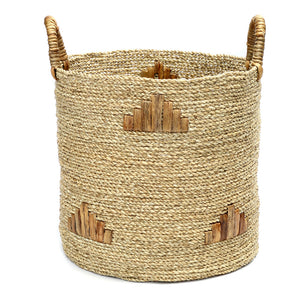 The tall seagrass baskets small