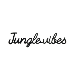 Goegezegd quote - Jungle vibes