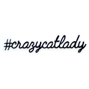 Goegezegd quote - #Crazycatlady