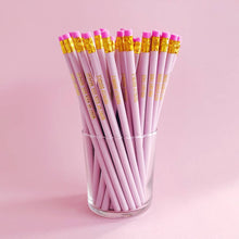 Afbeelding in Gallery-weergave laden, The pretty pink pencil set