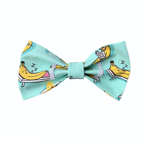 Go Bananas Bowtie - William Wagtail
