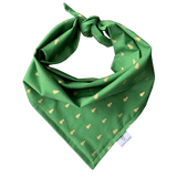 An Evergreen Christmas Bandana - William Wagtail
